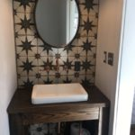 Builder Powder Room