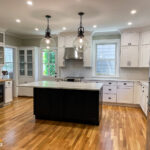 Kitchen Remodel- W. Leicester St.