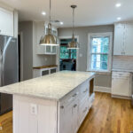Kitchen Remodel - Sheridan Ave